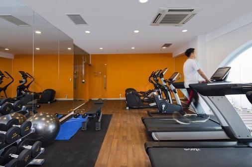 胡志明市奥克伍德公寓式酒店 - 胡志明市 - 健身房