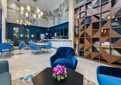 胡志明市奥克伍德公寓式酒店 - 胡志明市 - 餐馆