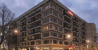 柏林中央车站阿迪纳公寓酒店 - 柏林 - 建筑