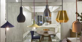 雅典可可玛特酒店 - 雅典 - 大厅