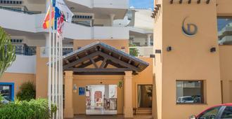 撒哈拉日落旅馆-钻石度假村集团 - 贝纳马德纳 - 建筑