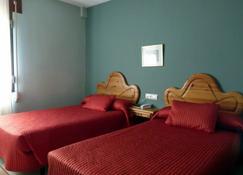 文塔瓦尔考巴旅馆 - 索里亚 - 睡房