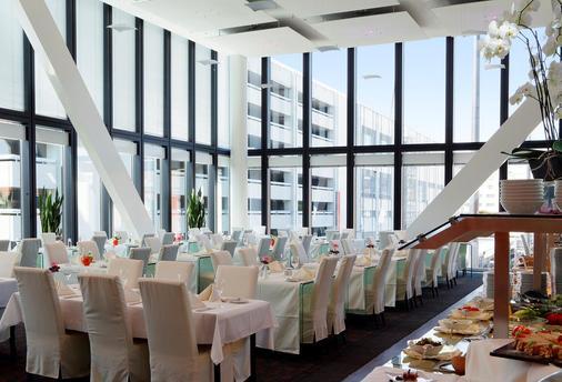 华美达广场巴塞尔会议中心酒店 - 巴塞尔 - 宴会厅