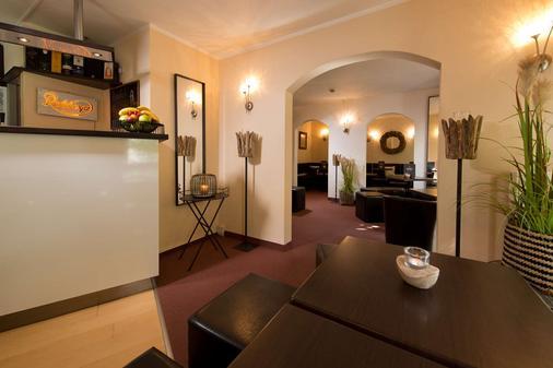 阿查特德累斯顿高级酒店 - 德累斯顿 - 酒吧