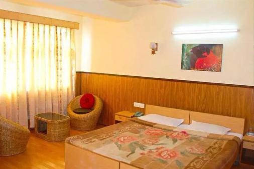 Hotel Tibet Gallery - Gangtok - 睡房