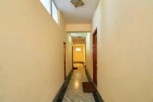 Hotel Tibet Gallery - Gangtok - 门厅