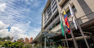 哥伦比亚十级酒店 - 麦德林 - 建筑