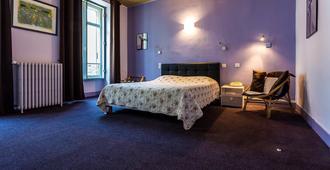 阿杜尔酒店 - 波城 - 睡房