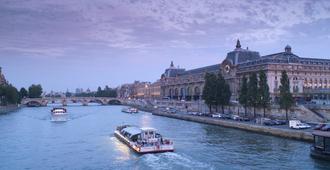 阿德吉奥阿克瑟斯巴黎菲利普奥古斯特酒店 - 巴黎 - 户外景观