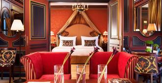 洲际波尔多格兰德酒店 - 波尔多 - 睡房
