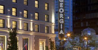 乔治亚红木酒店 - 温哥华 - 建筑