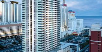 天际广场温德姆俱乐部酒店 - 大西洋城 - 户外景观
