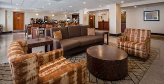 最佳西方plus貝爾米德套房飯店 - 纳什维尔 - 休息厅