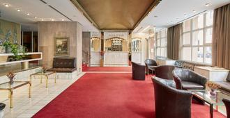 纽伦堡生活酒店 - 纽伦堡 - 大厅