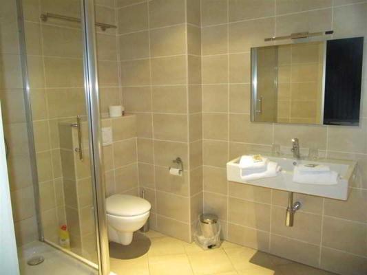 安特卫普大厦酒店 - 安特卫普 - 浴室