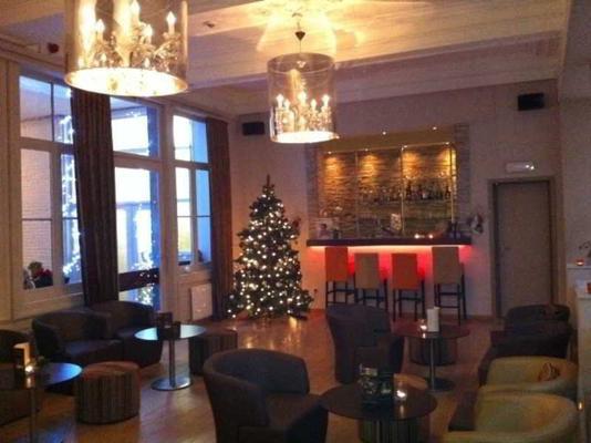 安特卫普大厦酒店 - 安特卫普 - 酒吧