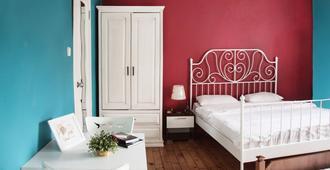 奇尔斯中城青年旅舍 - 伊斯坦布尔 - 睡房