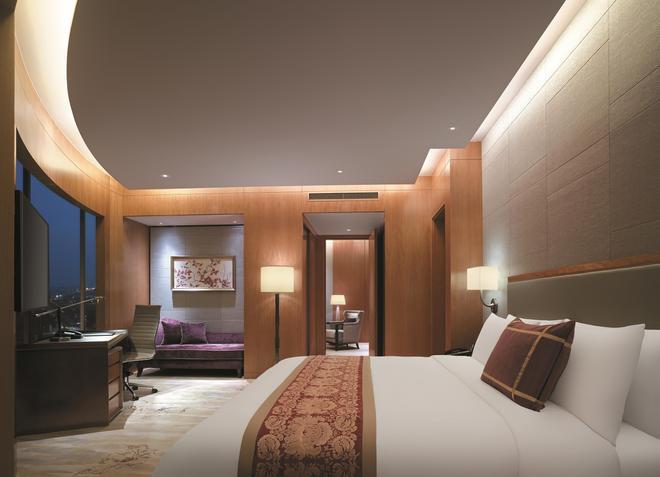 常州香格里拉大酒店 - 常州 - 睡房
