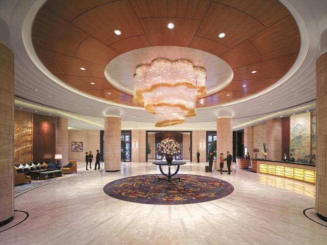 常州香格里拉大酒店 - 常州 - 大厅