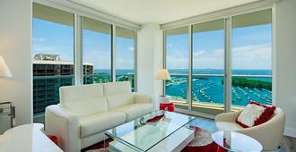 私人住宅爱拉酒店 - 索菲拉假期酒店 - 迈阿密 - 客厅