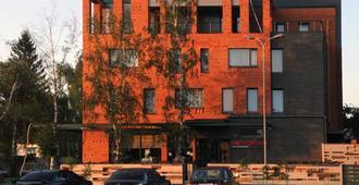 四房别墅酒店 - 哈尔科夫 - 建筑
