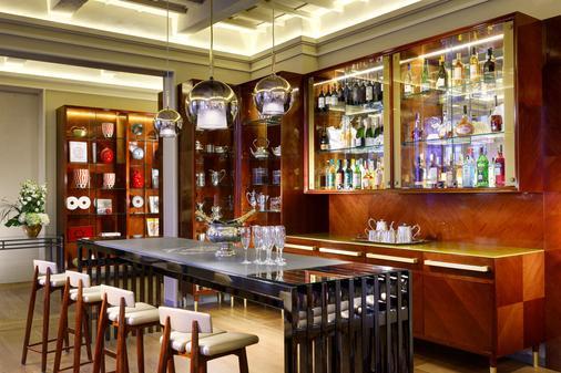 弥涅瓦大酒店 - 佛罗伦萨 - 酒吧