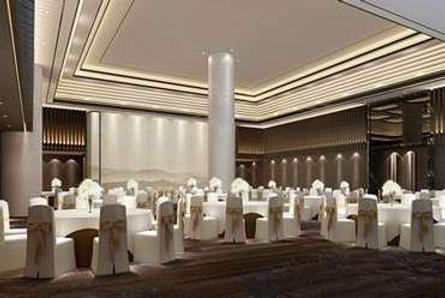 深圳溫德姆至尊酒店 - 深圳 - 宴会厅