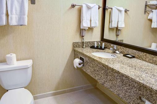 登高精选提尔特环球好莱坞酒店 - 洛杉矶 - 浴室
