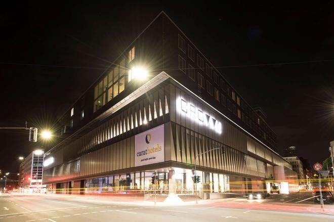 杜塞尔多夫市克拉特酒店 - 杜塞尔多夫 - 建筑