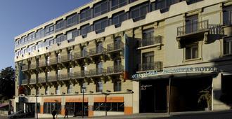 阿尔法帕尔玛法斯班德酒店 - 洛桑 - 建筑