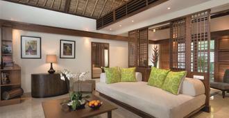 巴厘金巴兰普瑞酒店 - South Kuta - 客厅
