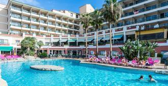 蓝色海岸科斯塔乔迪Spa酒店 - 拉克鲁斯 - 游泳池