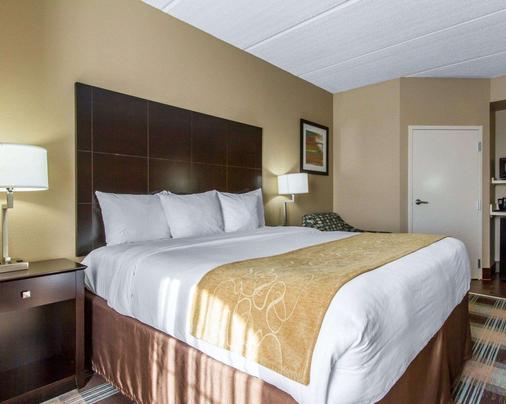 肯纳康福特套房酒店 - 肯纳 - 睡房
