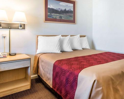 科罗拉多斯普林斯市中心艾科诺旅馆 - 科罗拉多斯普林斯 - 睡房