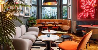 宜必思尚品爱丁堡中心圣安德鲁广场酒店 - 爱丁堡 - 休息厅