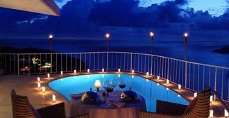 拉斯萨斯阿卡普尔科酒店 - 阿卡普尔科 - 游泳池