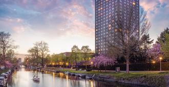 阿姆斯特丹大仓饭店 - 阿姆斯特丹 - 建筑