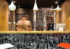 宜必思里尔中央车站酒店 - 里尔 - 酒吧