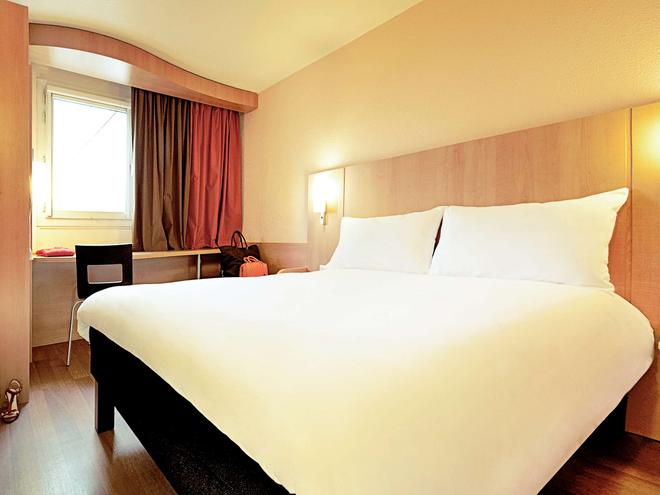 宜必思里尔中央车站酒店 - 里尔 - 睡房