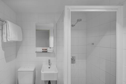 霍巴特旅游宾馆 - 霍巴特 - 浴室