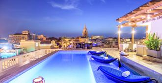 Nh卡塔赫纳城市罗伊尔酒店 - 卡塔赫纳 - 游泳池