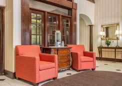 梅因盖特康福因特酒店 - 哥伦比亚 - 大厅