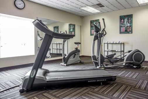 梅因盖特康福因特酒店 - Columbia - 健身房