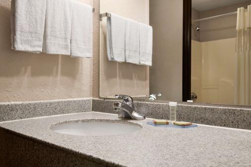 绿湾I-43商务园速8汽车旅馆 - 绿湾 - 浴室