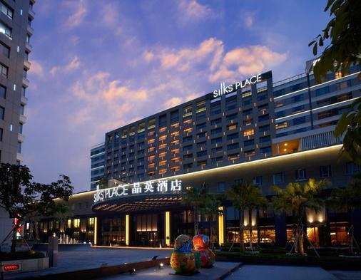 台南晶英酒店 - 台南 - 建筑