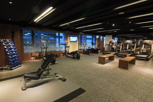 台南晶英酒店 - 台南 - 健身房