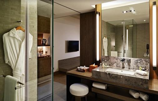 台南晶英酒店 - 台南 - 浴室