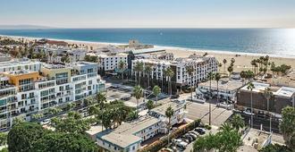 圣莫尼卡海滩海洋酒店 - 圣莫尼卡 - 户外景观