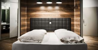 维也纳丹尼尔城市住宿智能豪华酒店 - 维也纳 - 睡房