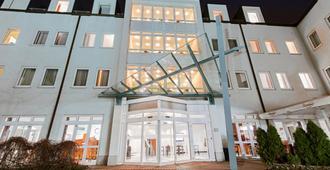 德累斯顿机场dormero酒店 - 德累斯顿 - 建筑